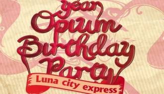 Birthday Party в Opium party bar