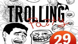 Trolling Party